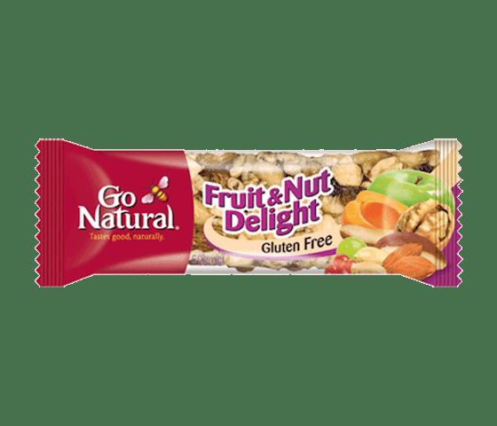 Go Natural Bar Kacang & Buah Bebas Gluten