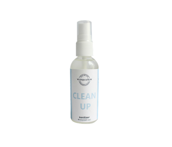 Wangsa Jelita Clean Up Sanitizer 60 ml