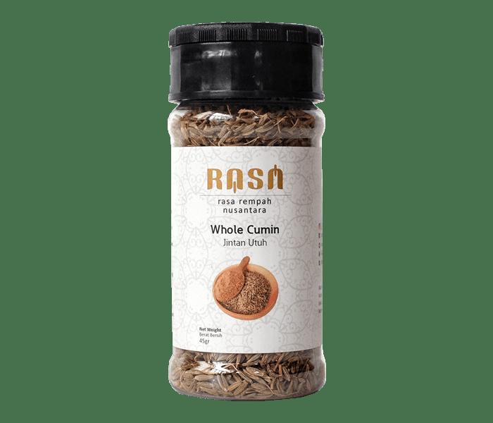Rasa Whole Cumin Seed 45 gr