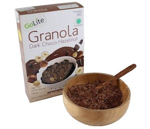 GoLite Dark Chocolate Hazelnut Granola