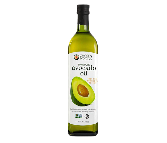 Chosen Food Pure Avocado Oil 500 ml