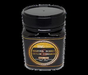 Spiceneasy Manuka Honey & Ceylon Cinnamon 250 gr