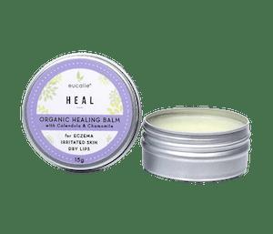 Eucalie Heal Organic Healing Balm 15 gr
