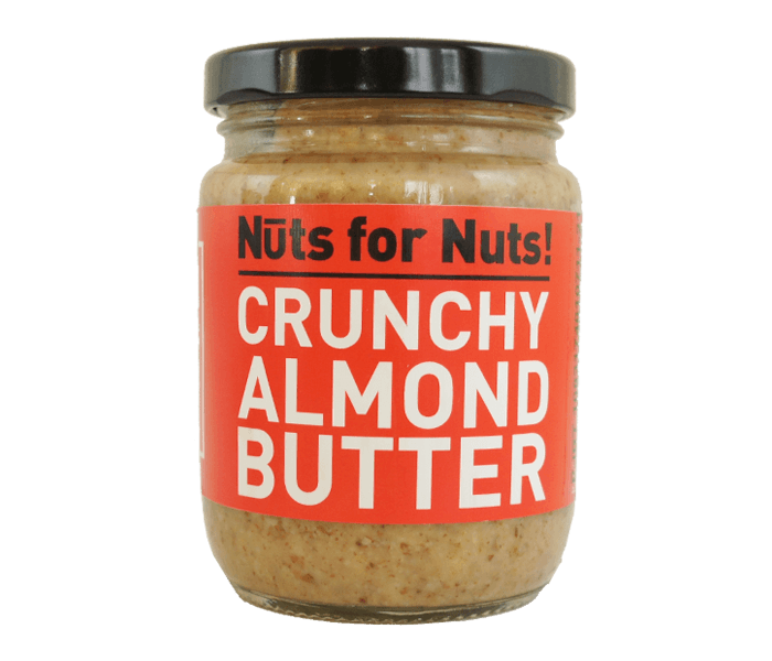 Nuts for Nuts Selai Kacang Almond Crunchy