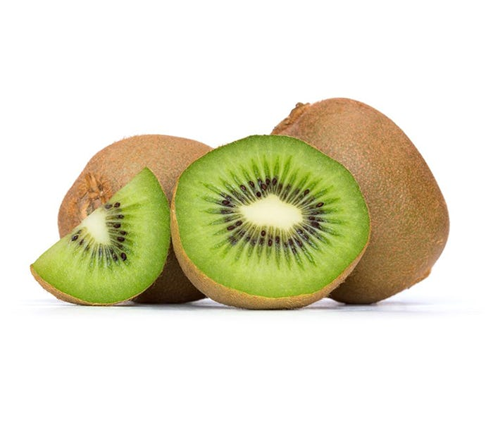 Keranjang Sayur Kiwi Hijau
