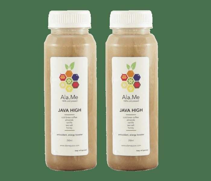 Jual Ala.Me Java High Almond Milk Coffee Pack of 2 @500ml hanya di Lemonilo.com