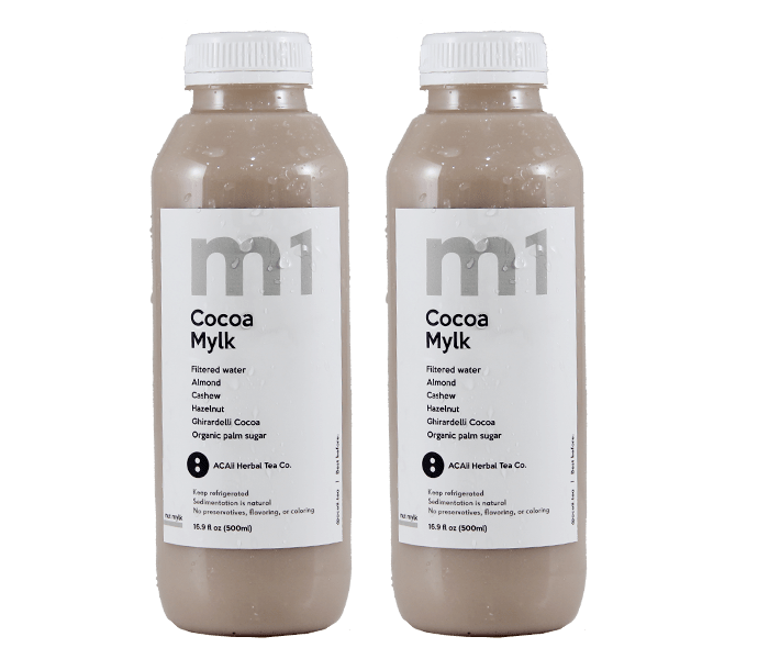 Acaii Cocoa Mylk Pack of 2