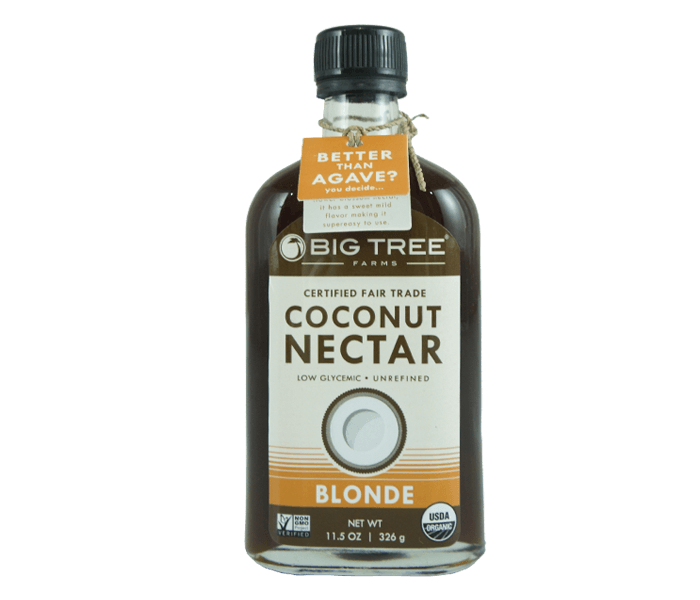 Big Tree Farms Sirup Nektar Kelapa Organik Blonde