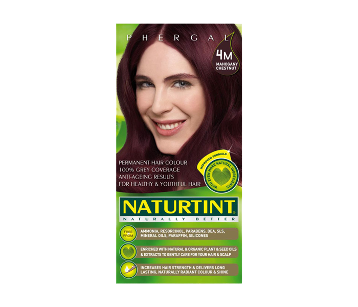 Naturtint Permanent Hair Color 4M (Mahogany Chestnut)