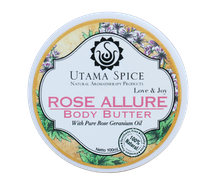 Utama Spice Body Butter Rose Allure 100 ml