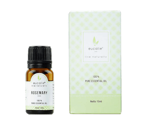 Eucalie Rosemary 100% Pure Essential Oil 10 ml