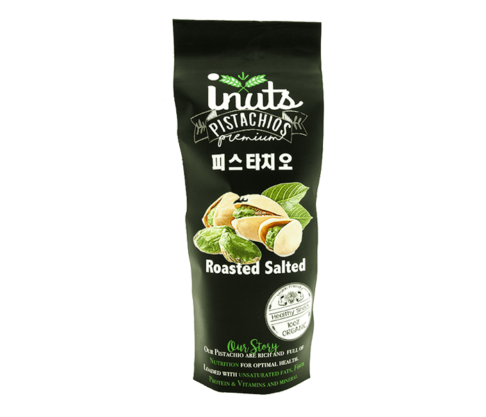 Inuts Kacang Pistachio Roasted Premium 250 gr