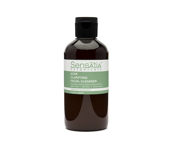 Sensatia Botanicals Acne Clarifying Facial Cleanser 220 ml