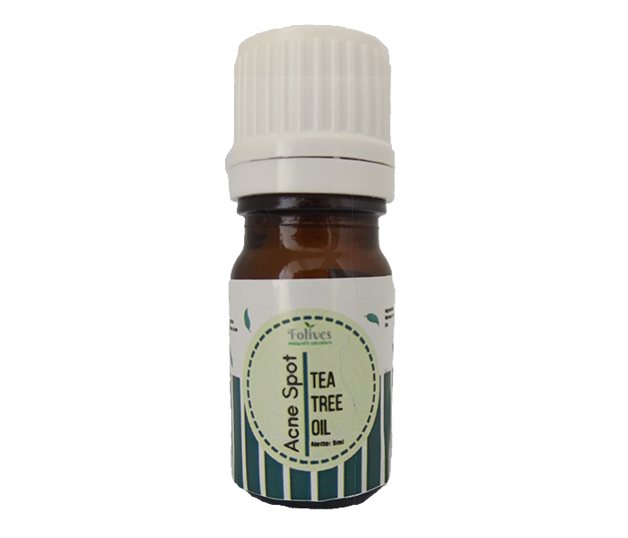 Folives Acne Spot Tea Tree Oil 5 ml