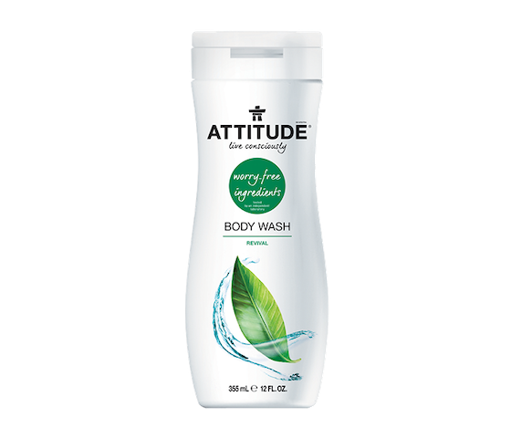 Attitude Body Wash Revival 355 ml