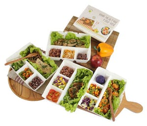 Fitme 20 Days Clean Eating Diet Program (Lunch Only)