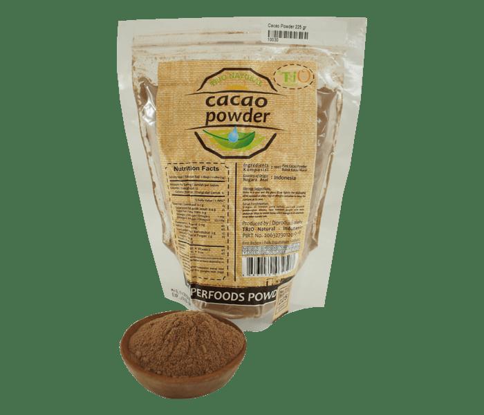 Trio Bubuk Cokelat 225 gr