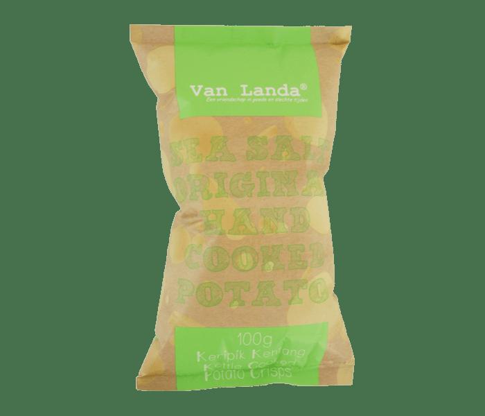 Van Landa Keripik Kentang Salty Original