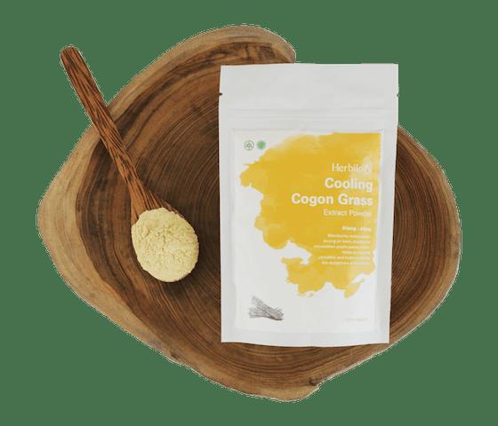 Herbilogy Cogon Grass (Alang-alang) Extract Powder