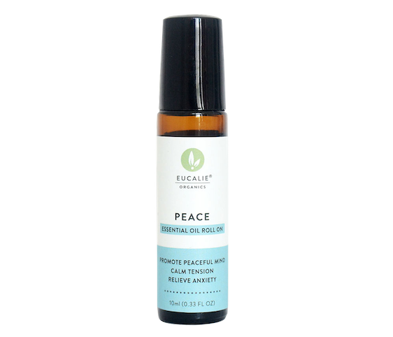 Eucalie Peace Essential Oil Roll-on 10 ml