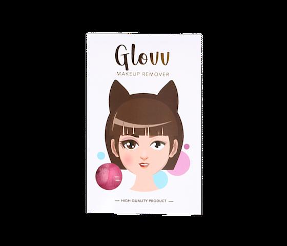 Glovv Makeup Remover Pink 26 gr
