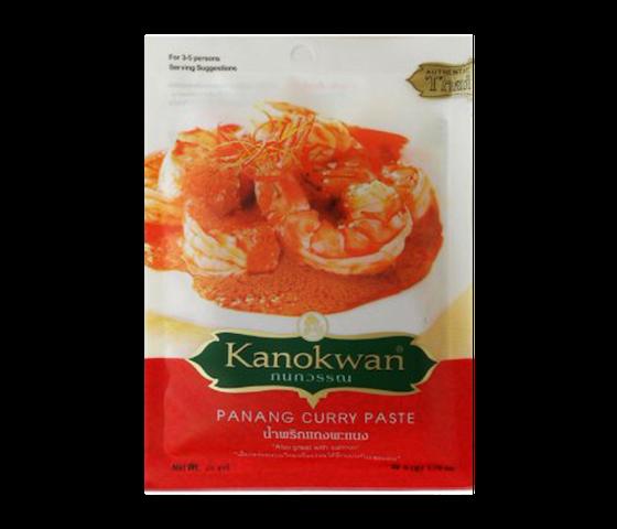 Kanokwan Panang Curry Paste 50 gr