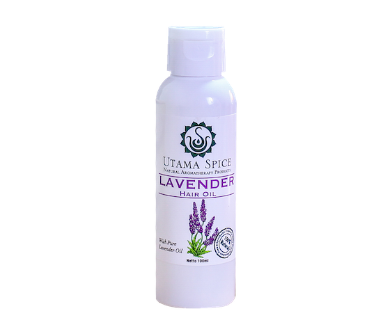 Utama Spice Lavender Hair Oil 100 ml