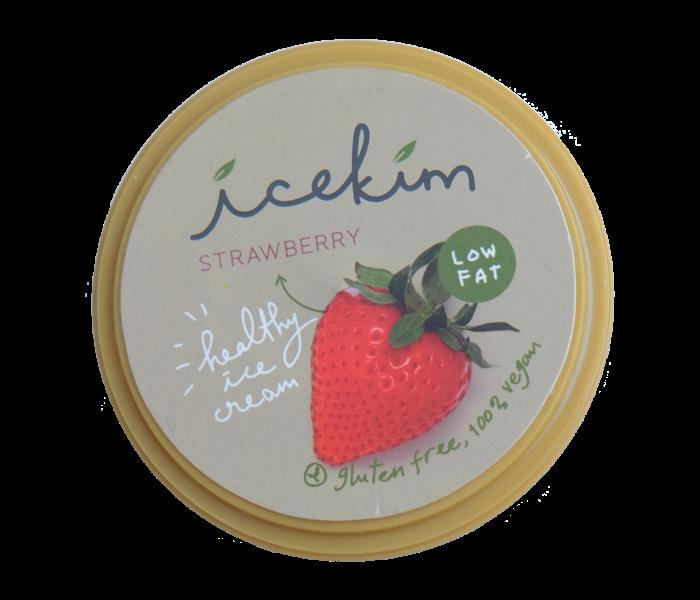 Icekim Ice Cream Strawberry 500 gr