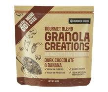 Granola Creations Granola Pisang Cokelat Gourmet Mix 60 gr
