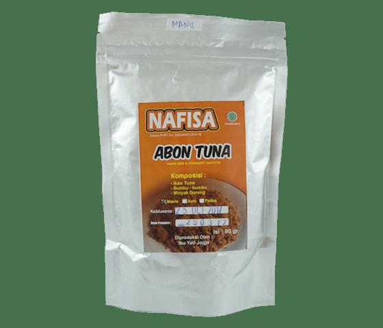 Nafisa Abon Tuna Manis