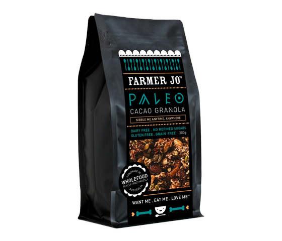 Farmer Jo Cacao Granola 300 gr