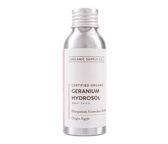 Organic Supply Geranium Hydrosol