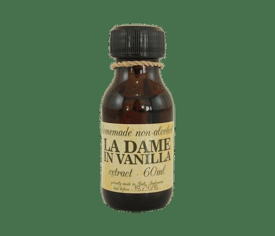 La Dame Ekstrak Vanila Non Alkohol 60 ml