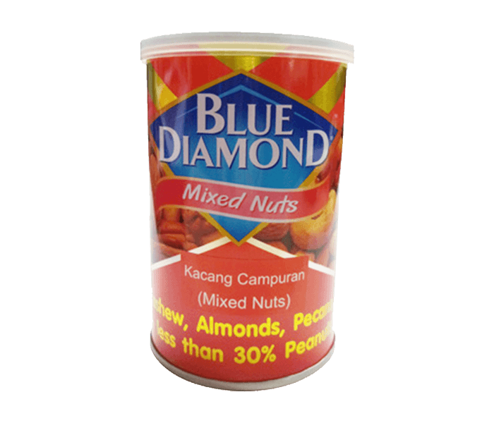 Blue Diamond Roasted Mixed Nuts 130 gr