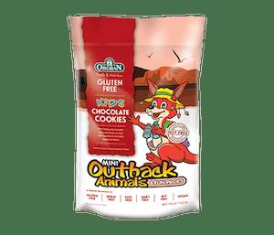 Orgran Kids Cookies Cokelat Bebas Gluten