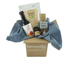 LemoniloBox Paket Almond Milk (Susu Almond) Kit