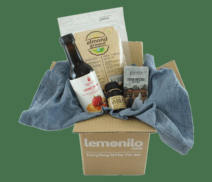 LemoniloBox Paket Almond Milk (Susu Almond) Kit