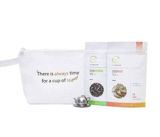 Teatox Detox Tea 14 Days Package