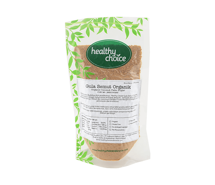 Healthy Choice Gula Semut Organik 250 gr