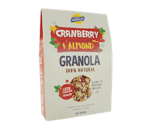 Oat Morning Granola Almond Cranberry