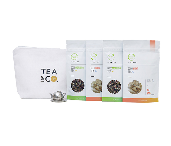 Teatox Detox Tea 28 Days Teatox Package