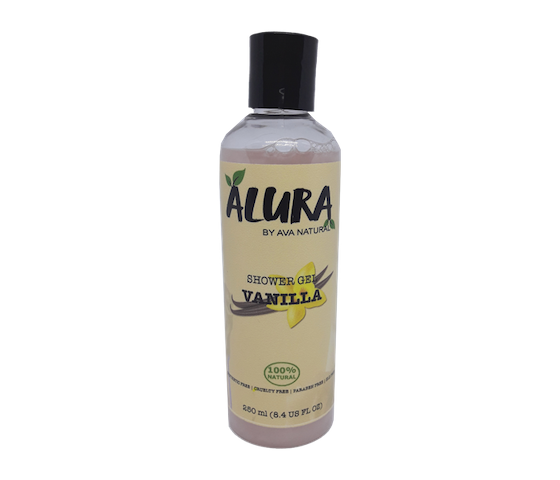 Alura Shower Gel Vanilla 250 ml