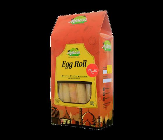 Pawon Egg Roll Talas 150 gr
