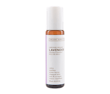Organic Supply Lavender Aromatherapy Roller Ball 10 ml