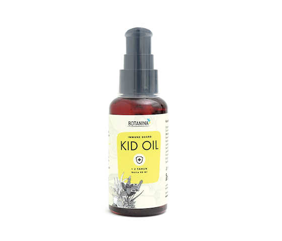 Botanina Comforting Kid Oil 65 ml