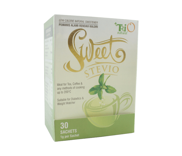 Jual Trio Pemanis Stevia 30 gr hanya di Lemonilo.com