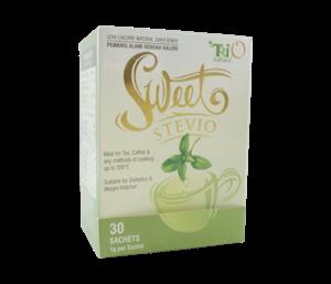 Trio Pemanis Stevia 30 gr