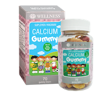 Wellness Calcium Gummy 70 gummies