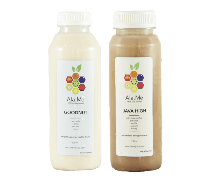 Ala.Me Almond Milk (Susu Almond) Series @500ml