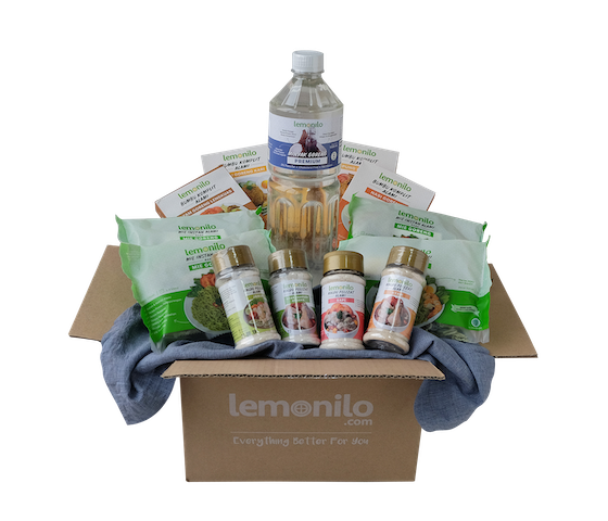 LemoniloBox Healthy Pantry Pack